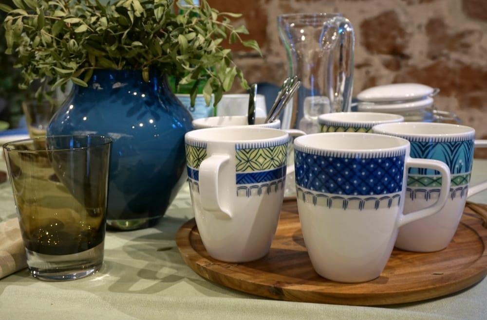 Villeroy Boch mugs