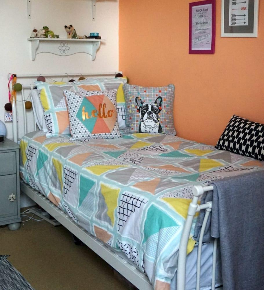 Bed makeover