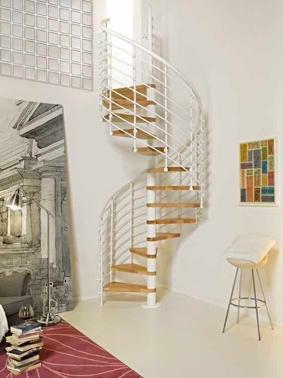 sprial-staircase