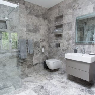 4 Ways with Natural Stone Tiles
