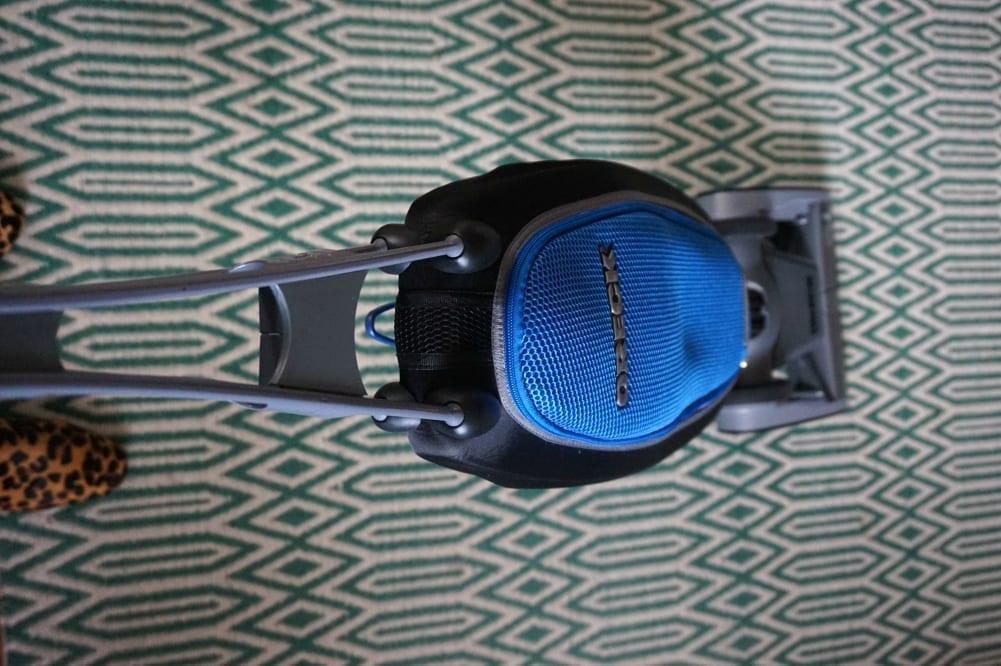 oreck-vacuuming