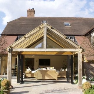 The Benefits of Aluminium Bi-Fold Doors