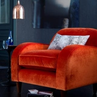 set_4_orange_chair