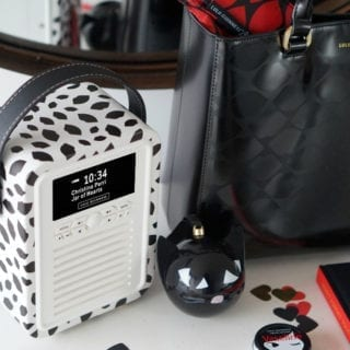 WIN an Exclusive VQ Lulu Guinness DAB Radio