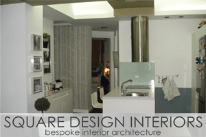 Square Design Interiors, bespoke interior architecture