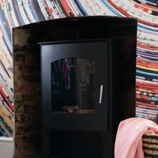 Alternative Woodburning Stove from ImaginFires