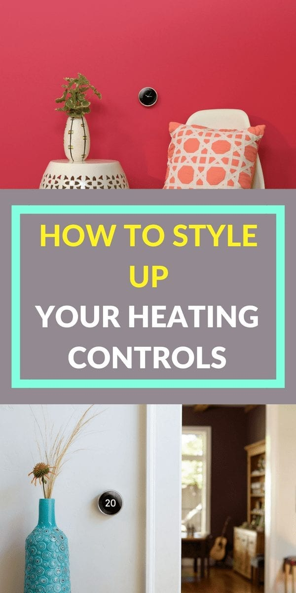 If you've never given much thought to how your heating control looks, and how fits in with the rest of your decor and decorating scheme, now is the time to start. They don't have to be ugly, in fact they can be a thing of beauty. I'm definitely getting one of these!