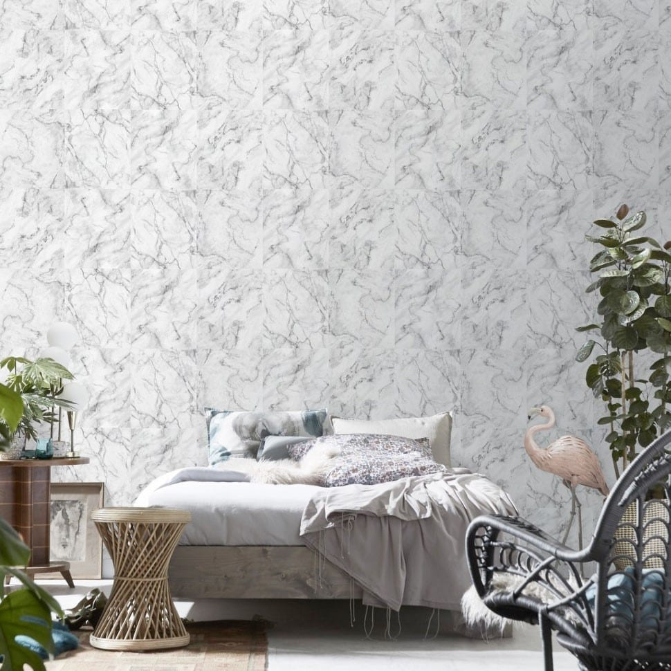 7 Of The Best Marble Wallpapers Love Chic Living