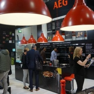 AEG Mastery Range at Grand Designs Live