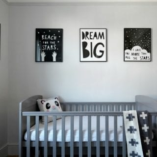 Guest Blogger Series: Gender Neutral Nursery on a Budget