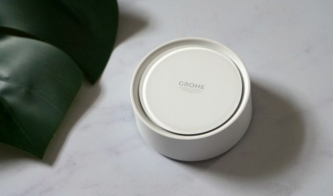 Smart Homes: NEW Grohe Sense Water Detection System