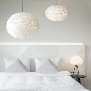WIN a Vita Copenhagen Eos Lampshade from Hurn & Hurn worth £199