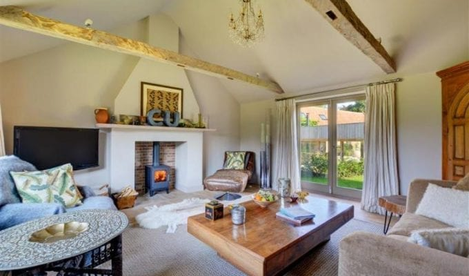 Find Your Perfect Holiday Home #5: Old Oaks Cottage, Norfolk