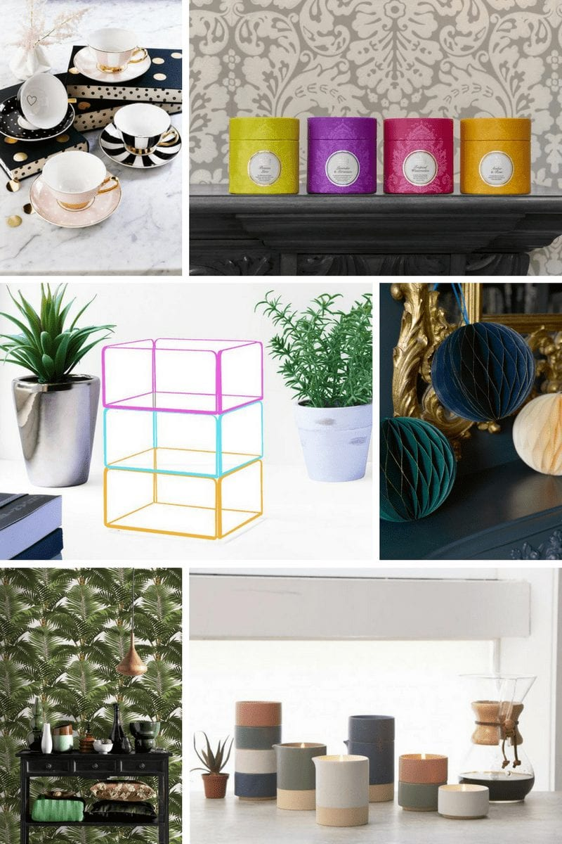 Key homewares and interior trends for the UK Autumn Fair 2017.