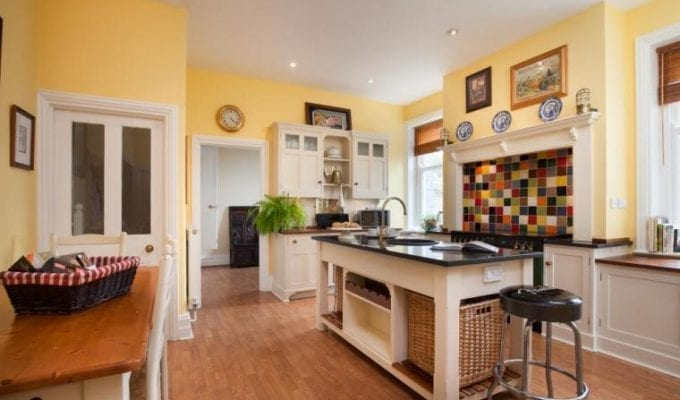 Find Your Perfect Holiday Home #7: Wolborough House, South Devon