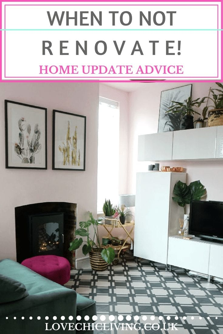 You're considering a home renovation but not sure if your house value will increase enough to cover the costs. It's a fair problem - should you go ahead with your home renovation? Or should you consider other alternatives. You might be surprised. #lovechicliving #houserenovation #loftconversion