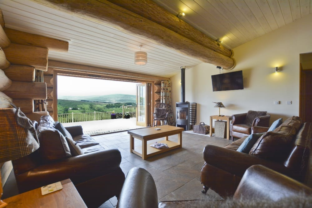 Mount Hooley lodge in Cumbria