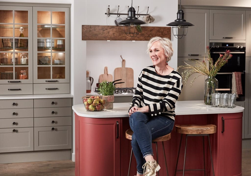 Jen Stanbrook - kitchen trends 2019 - modern rustic kitchen