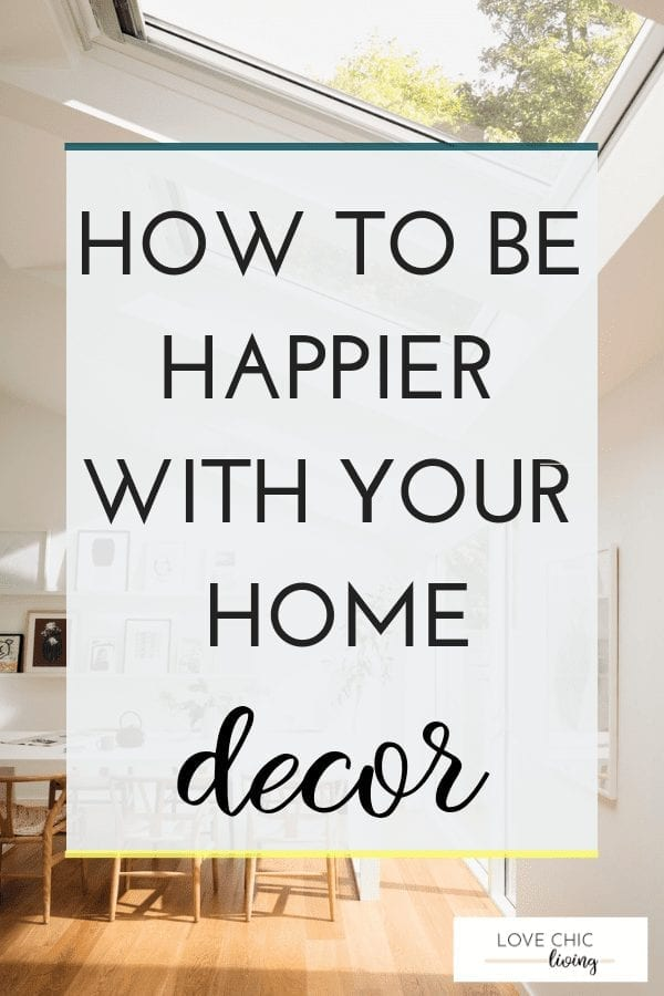 Learn how you can be happier in  your home and the wellbeing benefits of home renovations particularly when you install VELUX roof windows. They're a great way to increase daylight, space and ventilation. use them in your loft conversion or kitchen extension, you really won't believe the difference a skylight can make! #lovechicliving #happyhome #veluxwindows #skylights