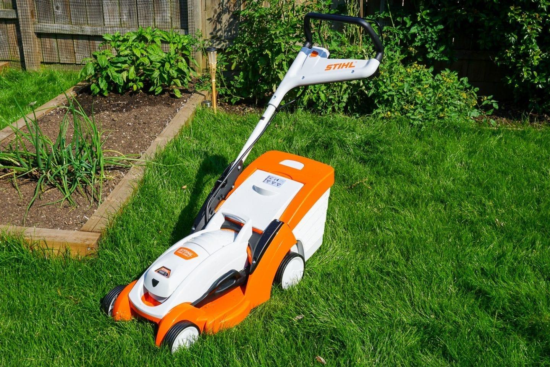 stihl lawn mower