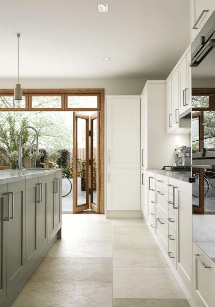 tranquil dawn kitchen