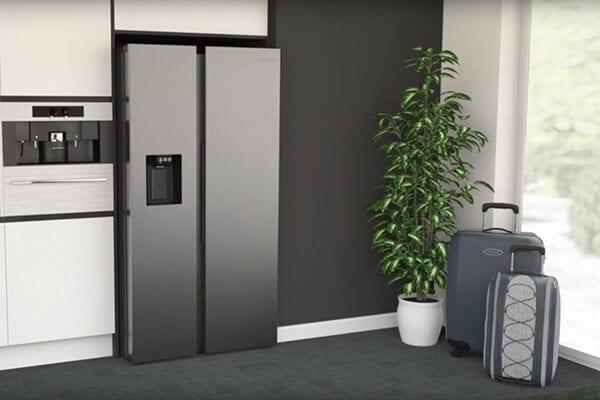 large merican fridge freezer