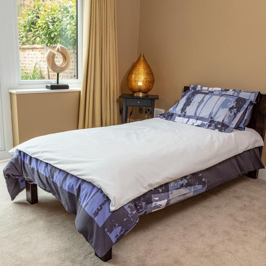 Large single custom bed